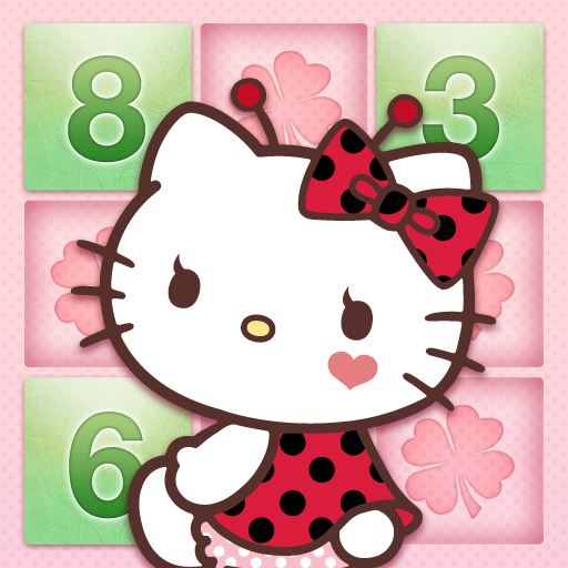 Hello Kitty Number Place アイコン