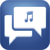 MusicStatus for Facebook Review icon