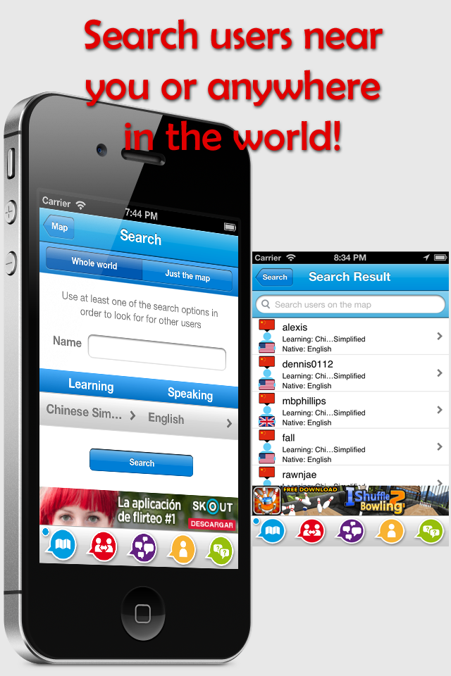 language exchange online dating Find a language exchange partner on tandem today connect with other language learners learn from natives today become fluent with tandem.
