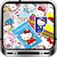 Hello Kitty Shelves & Wallpapers