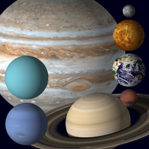 太陽系 探査機が見た世界