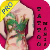 Tattoo Mania HD Pro icon