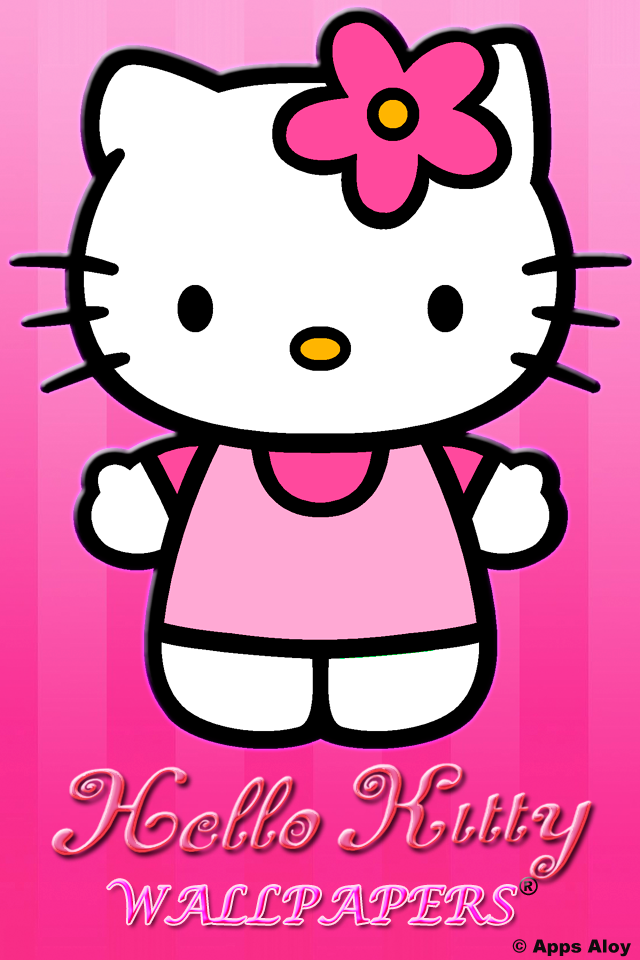 App Shopper: Hello Kitty Wallpapers ® (Lifestyle)