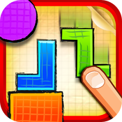 Doodle Tower - Stack The Shapes icon