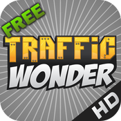 Traffic Wonder Free HD icon