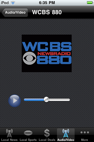 CBS New York - CBS 2 1010 WINS WCBS 880 and WFAN Sports Radio 66