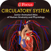 Circulatory System  -  Jr. Animated Atlas series icon