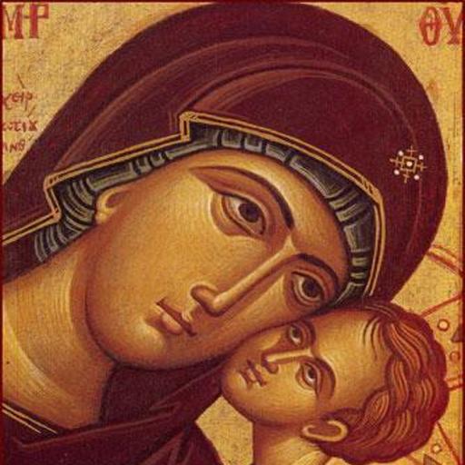 Virgin Mary - Byzantine Music