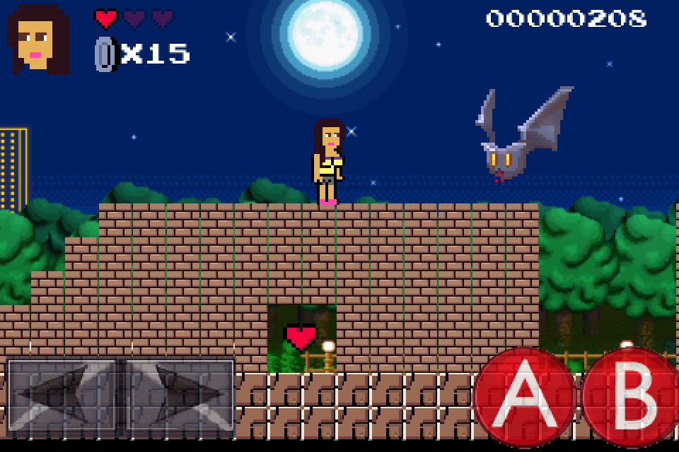 Hyper Crush: The 8-bit Adventure screenshot 5