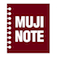 MUJI NOTEBOOK for iPhone