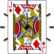 Video Poker Clock icon