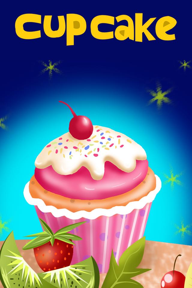 Cupcake plus screenshot 1