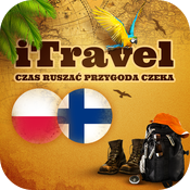 iTravel Polish - Finnish Pocket Dictionary icon