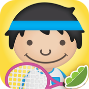 ABC Play - words about sports with pictures, sounds and videos for kids icon