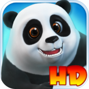 Talking Bruce the Panda for iPad icon