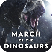 March of the Dinosaurs icon