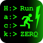 Hack Run ZERO - Games - Text Based Adventure - By i273