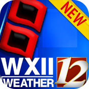 Hurricane Tracker WXII12 - Greensboro, Winston-Salem, High Point icon