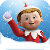 Snowball Fight - Elf on the Shelf ® - Christmas Game icon