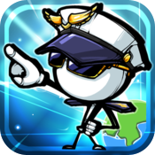 Cartoon Defense: Space wars. icon