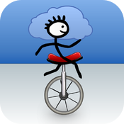Unicycle Challenge Game icon