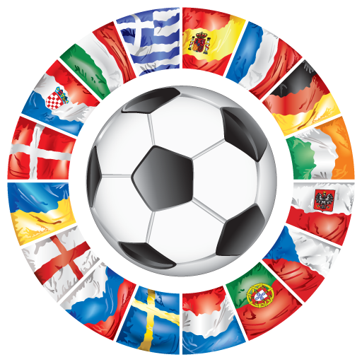 Euro 2012 Football Flag Wallpapers (iPad Edition)