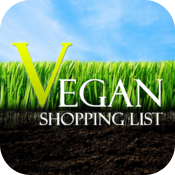 Vegan Shopping List & Recipes  Your guide to healthy vegan eating icon