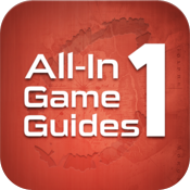 GameGuides ALL-IN-1: Cheats, Walkthroughs and FAQs for iOS Apps icon