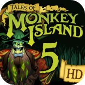 Monkey Island Tales 5 HD icon