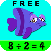 Adventures Undersea Math - Division Games Free Lite icon