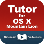 Tutor for OS X Mountain Lion icon