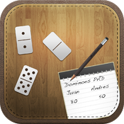 Dominoes Pad Pro icon