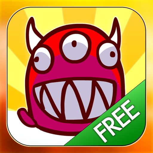 Monster Magic Free - The Action adventure jumping game