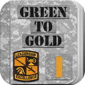 Army Green To Gold - Board Prep App and Checklist icon