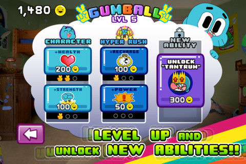 Screenshot Mutant Fridge Mayhem – Gumball