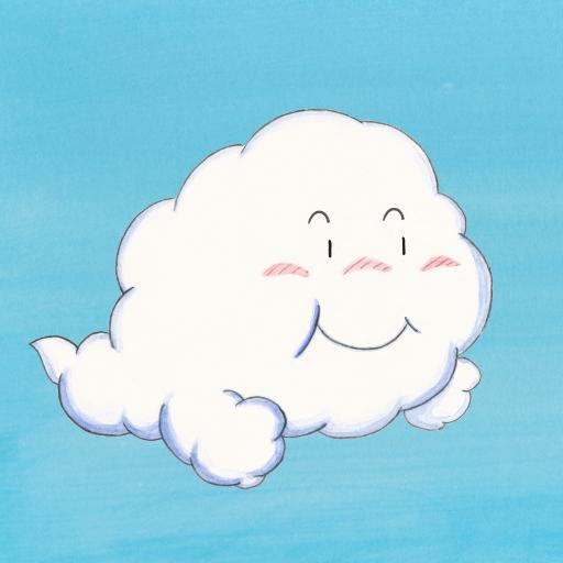 いたずら雲の子 ゴロ