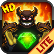 Cursed Treasure HD Lite icon