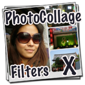 PhotoCollageX Filters