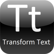 Transform Text icon
