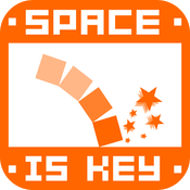 Space is Key icon