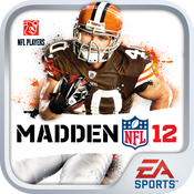 MADDEN NFL 12 by EA SPORTS icon