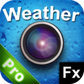 PhotoJus Weather FX Pro- Pic Effect for Instagram icon