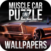 American Car Puzzle Pack & Wallpapers Pro icon