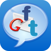 Speak it pro - for mail, Facebook and Twitter icon