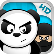 Rage of Panda HD icon