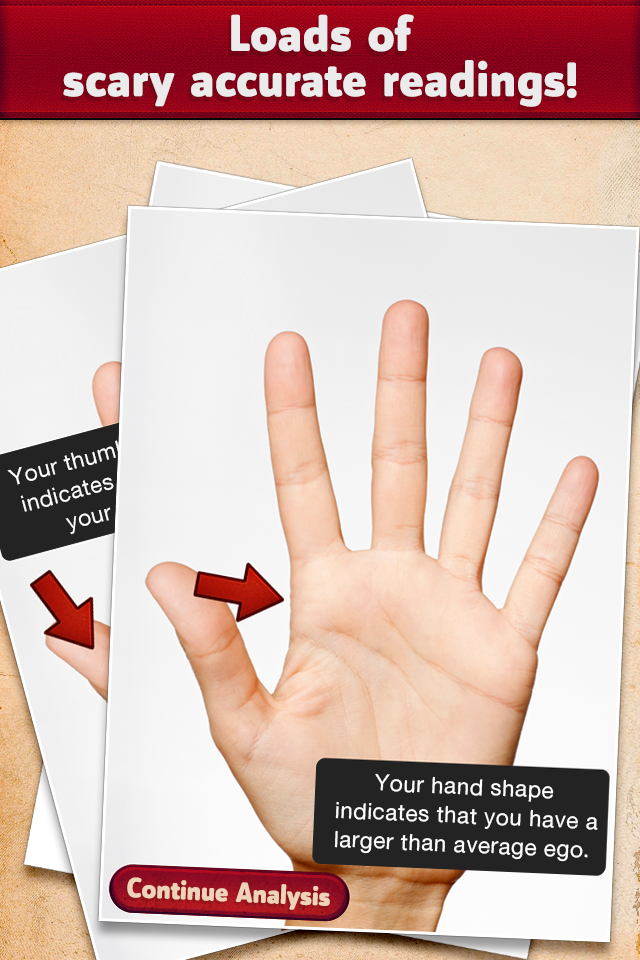 Palm Reading Booth FREE - Like astrology, horoscopes and tarot but for your hand!