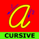 ABC Cursive Big Trace