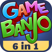 Gamebanjo (6-in-1 Games) icon