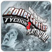 RollerCoasterTycoon 3 Platinum icon
