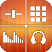 meta DJ for iPhone - DJ. Mix. Beats. icon